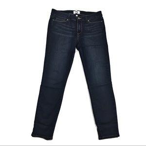 Paige Verdugo Ankle Skinny Jeans Size 30